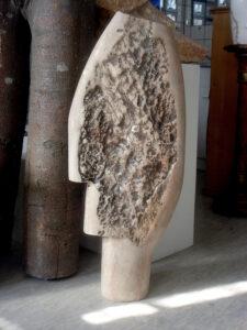 110101 H 93  G 70 Untersberger Marmor